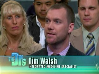 Tim Walsh on Doctors - screen shot